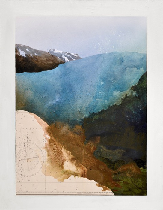 a Journey in ScotlandWatercolour