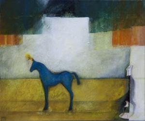 EndeavourAcrylic  on Canvas50 x 50 cm 2010