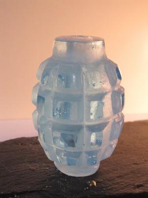 Grenade glasslifesize 2012